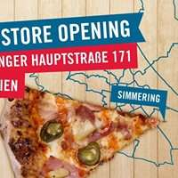 gratis Pizzen, Pizza-Verkostung: Domino's Pizza Simmering, 11. April 2019