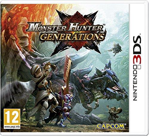 Monster Hunter: Generations (3DS) für 13,73€