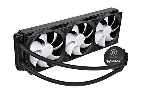 Thermaltake Water 3.0 Ultimate - 360mm AIO CPU Wasserkühler für 94,57€