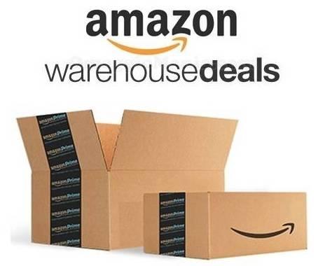 Amazon Warehouse Deals - 20% Rabatt auf ausgewählte Produkte vom 8. bis zum 14. April