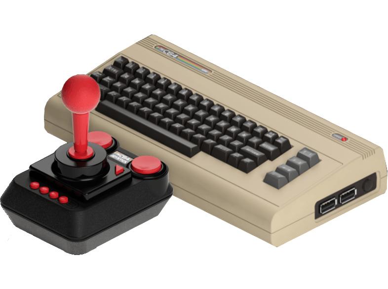[SATURN] C64 Mini um 37€ online bestellen (Versandkostenfrei)