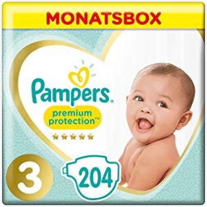 Pampers Premium Protection Monatsbox versch. Größen