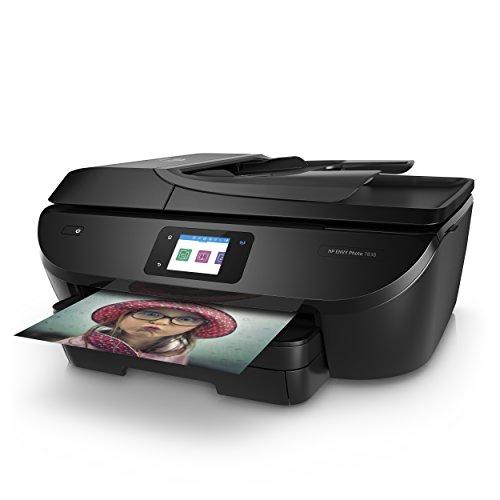 HP ENVY Photo 7830 Multifunktionsdrucker (Instant Ink, Drucker, Scanner, Kopierer, Fax, WLAN, Airprint) für 83,25€