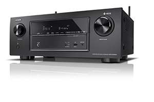 Denon AVRX2400H 7.2 Surround AV-Receiver (HEOS Integration, Dolby Vision Kompatibilität, Dolby Atmos, dtsX) für 349€