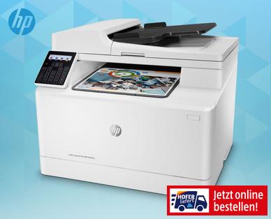 [Hofer] HP Color LaserJet Pro MFP M181fw, Farblaser-MFG (T6B71A)