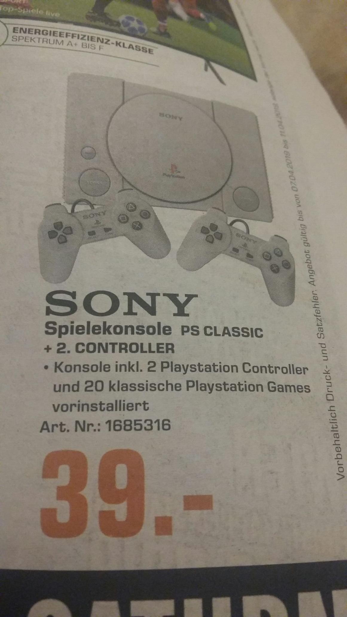 Sony PS Classic Mini