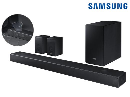 Samsung HW-N950 7.1.4-Soundbar (Dolby Atmos) für 608,90€