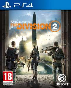Tom Clancy's The Division 2 (PS4 / Xbox One) für 43,98€