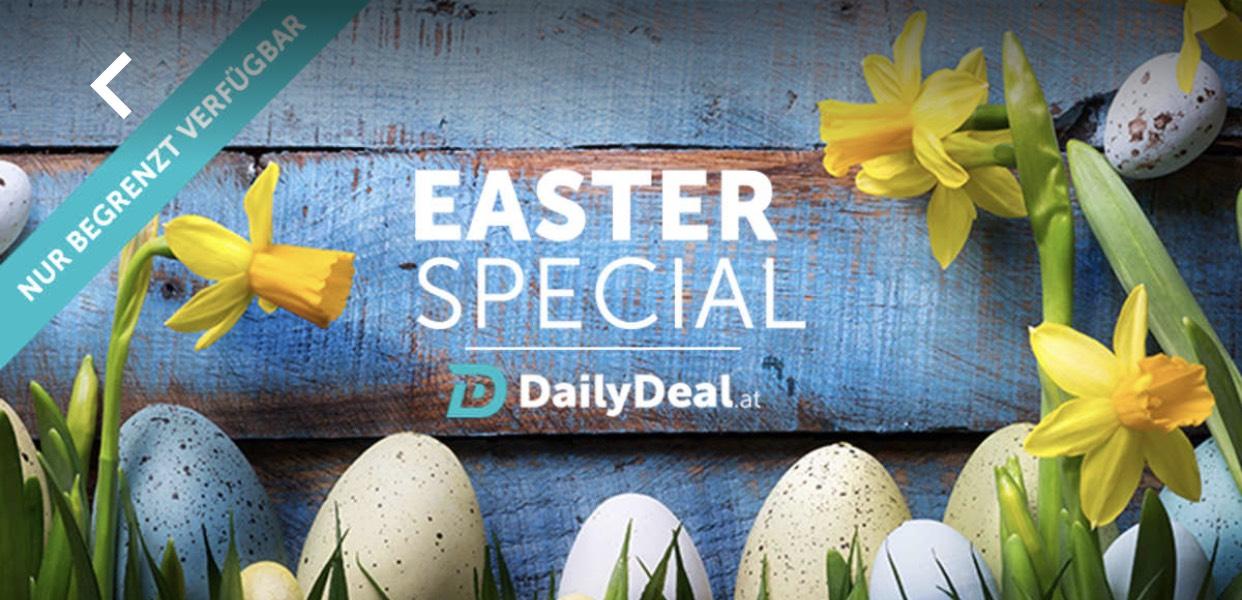 DailyDeal: 30€ Guthaben für 25€ oder 60€ für 50€ Kaufen
