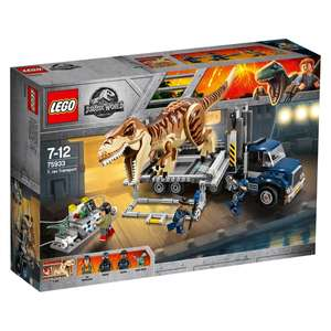 LEGO Jurassic World - T-Rex Transport (75933)