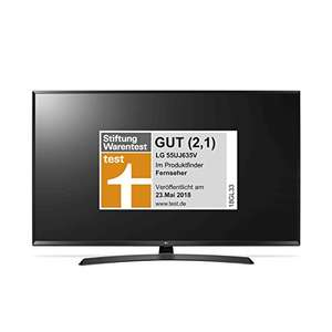 "[Amazon WHD] LG 55UJ635V 55"" (Ultra HD, Triple Tuner, Active HDR, Smart TV)"
