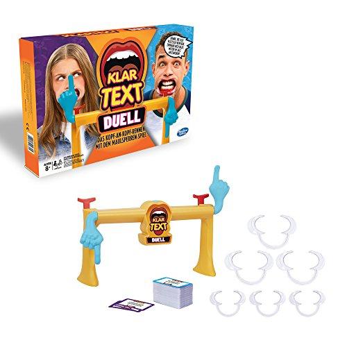 Amazon - Hasbro Gaming E1917100 - Klartext Duell Partyspiel (Alter 8+) 12,29 EUro