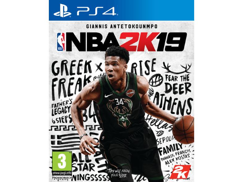 NBA 2K19 [PS4][XBOX]