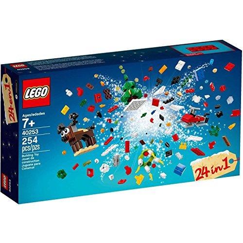 [Lego Antizyklisch] LEGO 24-in-1 Weihnachtsspaß Adventskalender 2017 (40253)