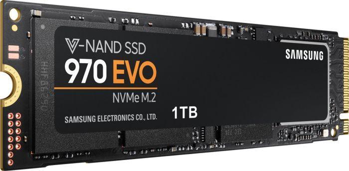 [Amazon] Samsung SSD 970 EVO 1TB, M.2 (MZ-V7E1T0BW)