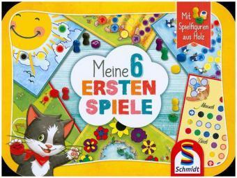 """""""Meine 6 ersten Spiele"""" zum Bestpreis bei Thalia."""