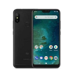 XIAOMI MI A2 LITE 3/32GB OCTA CORE DUAL SIM/CAMERA EU VERSION SCHWARZ/GOLD/BLAU