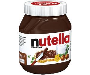Nutella 750g für 2,84€ = SPAR
