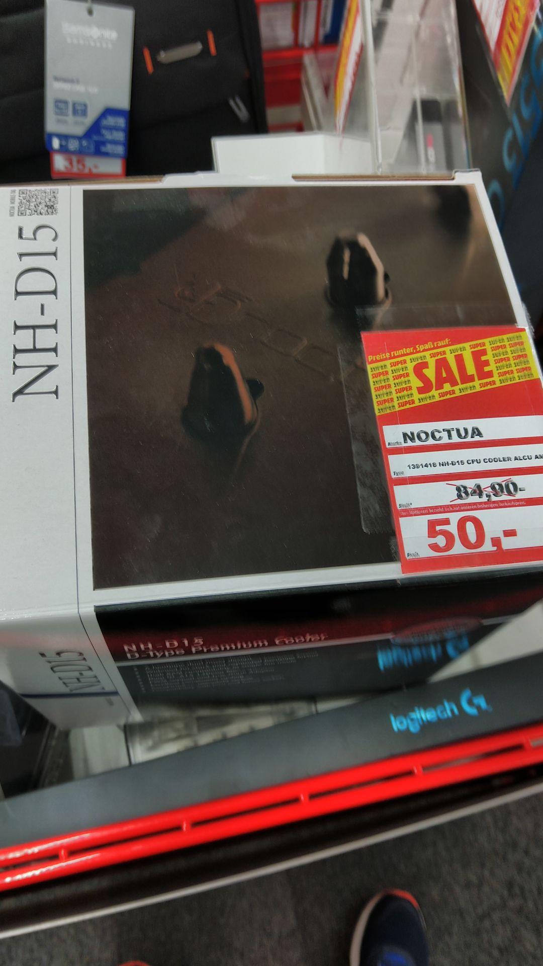 Noctua NH D15 Für 50€ lokal Mediamarkt Salzburg