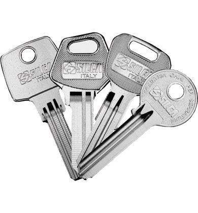 [Amazon Preisfehler] 100 Stk. Schlüsselrohlinge von Silca