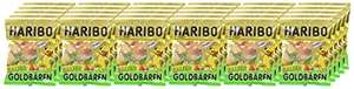 HARIBO Goldbären Sauer -Beutel, 30er Pack (30 x 200 g) für 15,92€