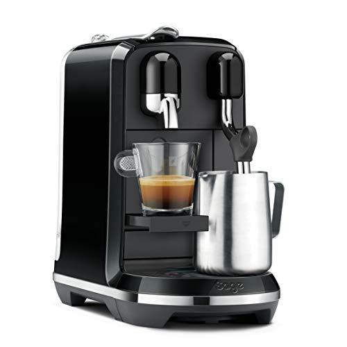 Sage Nespresso Creatista Uno, Schwarz