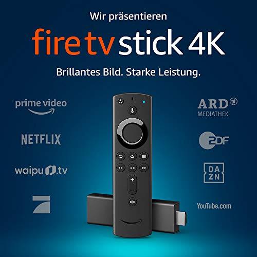 Fire Stick 4K wieder für 34,99