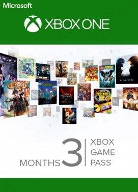 Xbox Gamepass 3 + 3 Monate gratis