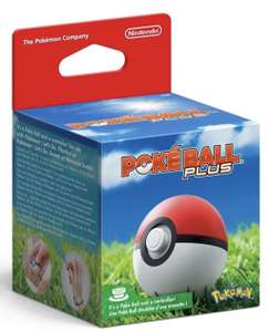 Pokeball Plus für Nintendo Switch um 20,16€