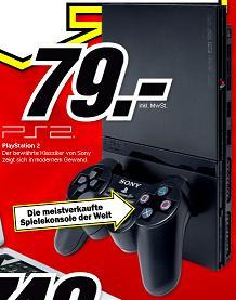 [PS2] Playstation 2 bei Müller und Aldi