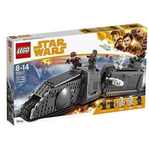 [Thalia] LEGO Star Wars 75217 - Imperial Conveyex Transport, Bausatz