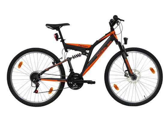 "[ LOKAL MÖBELIX ] Mountainbike Rössler Capricorn FULL MTB 26"""