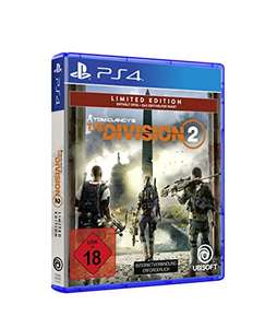 [Amazon] Tom Clancy's The Division 2 Limited Edition (PS4)