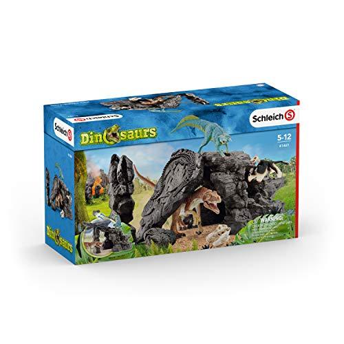[Amazon] Schleich Dinosaurs - Dinoset mit Höhle (41461)