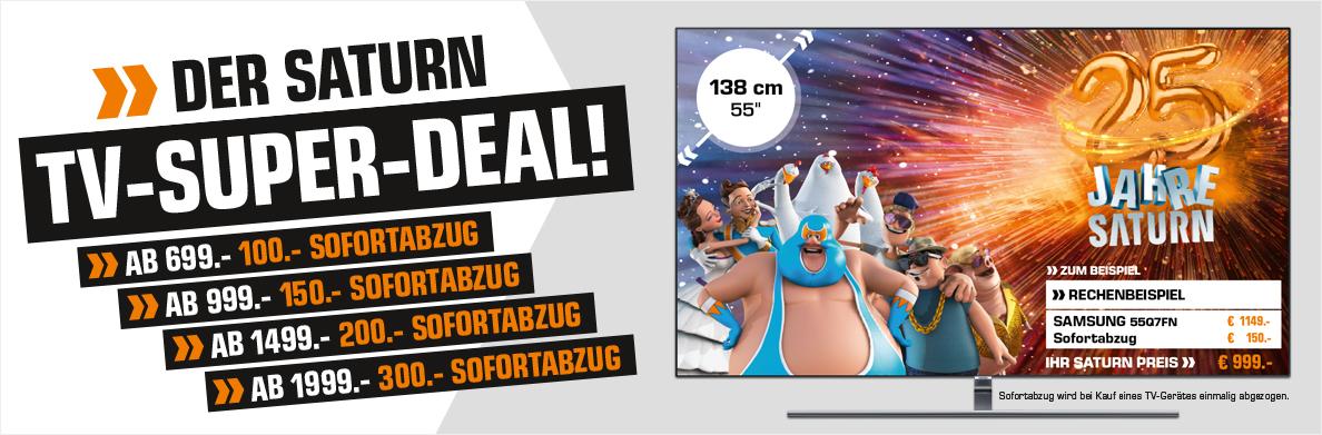 Saturn TV-Super-Deal