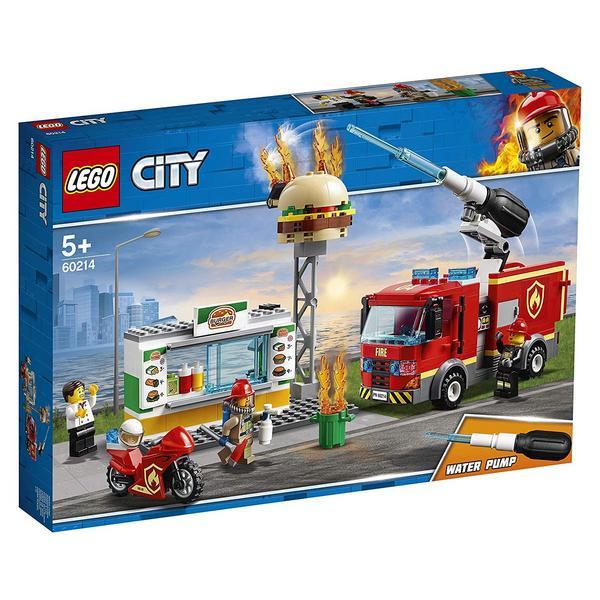 Lego 60214 - bei Thalia zum Bestpreis