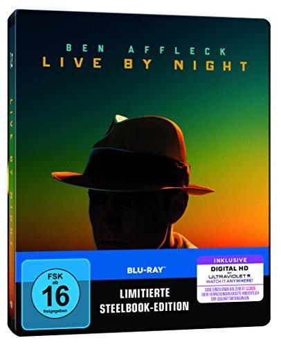 Live by Night Steelbook (exklusiv bei Amazon.de), Limited Edition für 5,61€