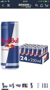 Red Bull bei Amazon im Spar Abo
