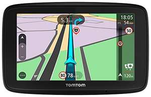 TomTom Via 53 EU-Traffic Navigationsgerät (13cm (5 Zoll)