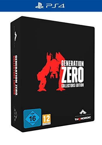 Generation Zero Collector's Edition (PS4/XBOX)
