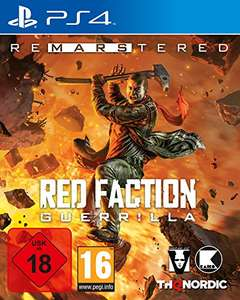 Red Faction Guerrilla Re-Mars-tered (PS4/XBOX)