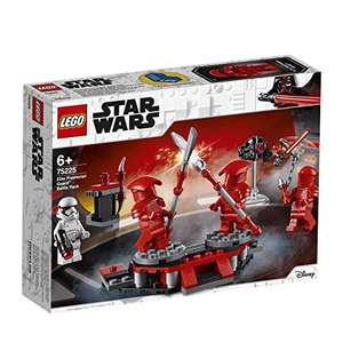 LEGO Star Wars Episoden I-VI - Elite Praetorian Guard Battle Pack
