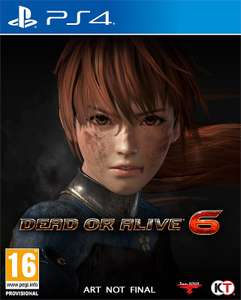Dead or Alive 6 (PS4/XBOX)