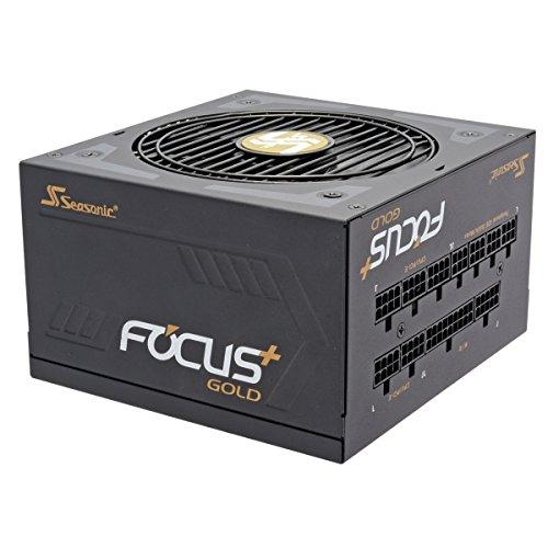 [Amazon] Seasonic Focus Plus Gold 550W ATX 2.4