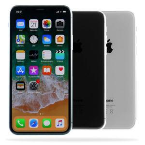 iPhone X 64GB silber / grau (Gebrauchtware) @ eBay
