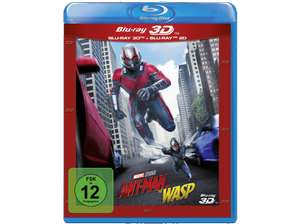 Ant-Man and the Wasp [BD 3D]