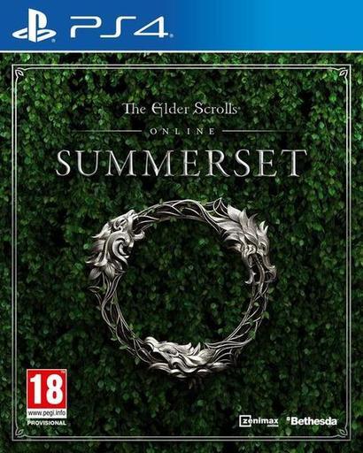 [PS4] The Elder Scrolls Online: Summerset