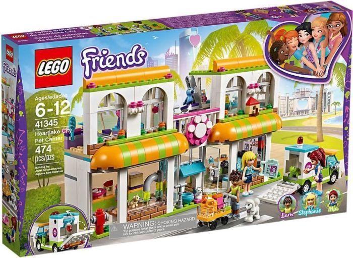 LEGO Friends - Heartlake City Haustierzentrum (41345)