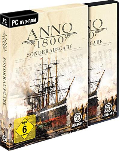 Anno 1800 Sonderausgabe (inkl. Soundtrack und Lithographien) - [PC] für 49,99€