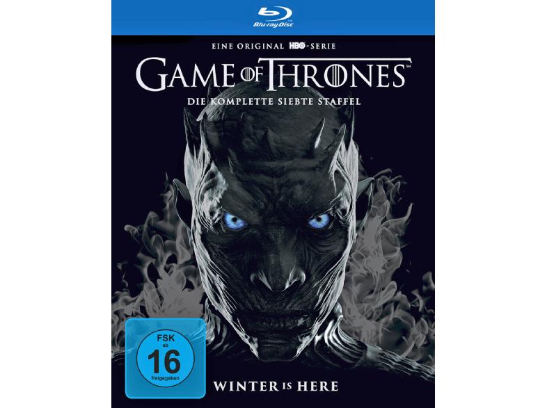 Blu-ray - Game of Thrones alle sieben Staffeln zum Vorglühen :-)